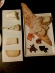 the smelly delicious cheese platter