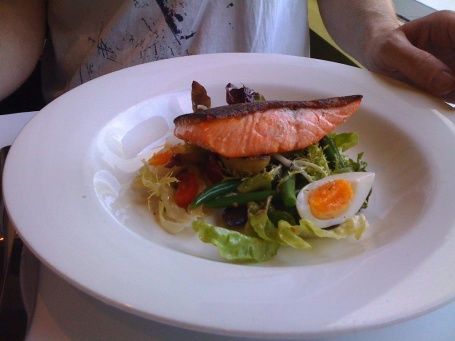 the ocean trout