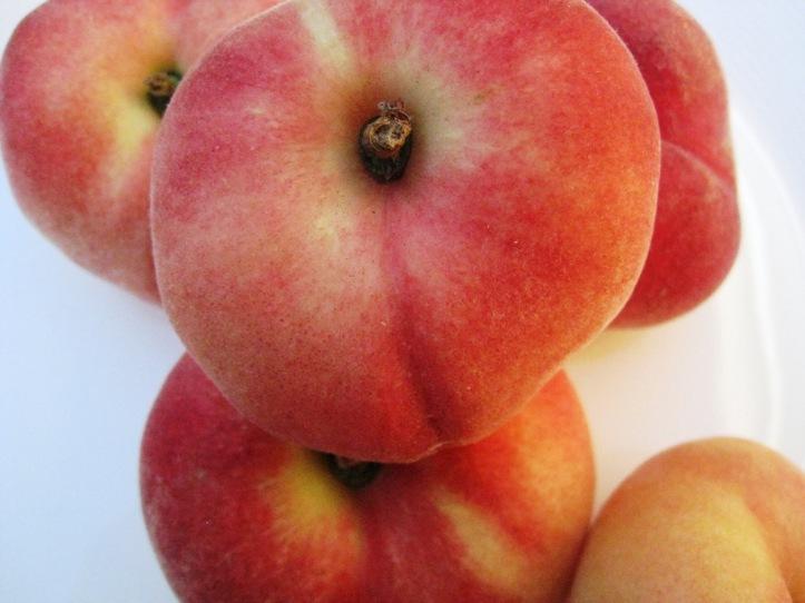 pristine peaches