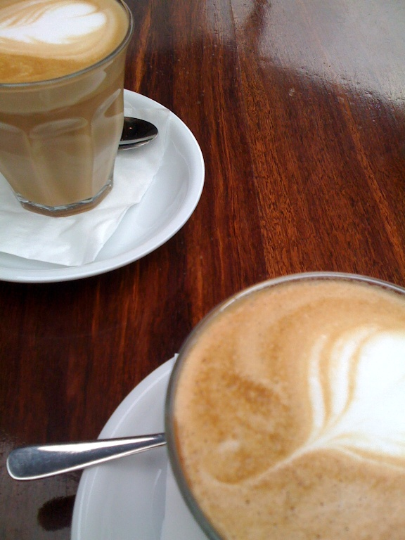 Zebba coffee is awesome