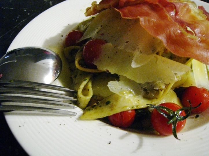 one of the simplest and most fulfilling pasta dishes you will ever make