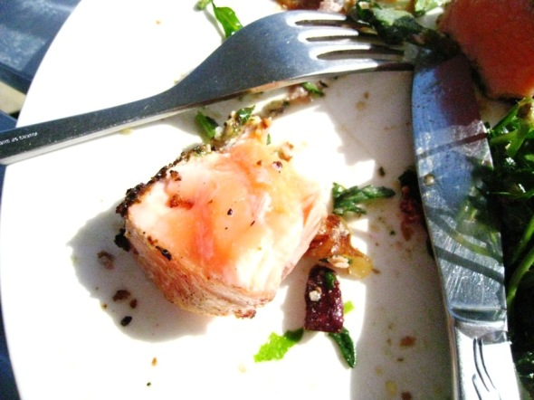 the most amazing salmon, and it is so easy