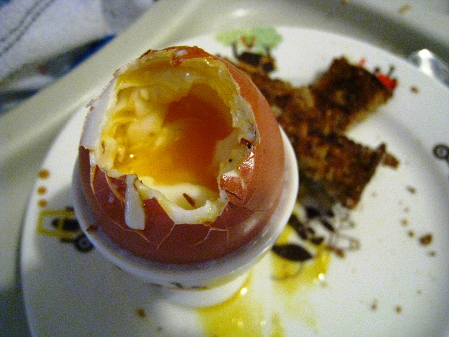 little one's soft-boiled egg