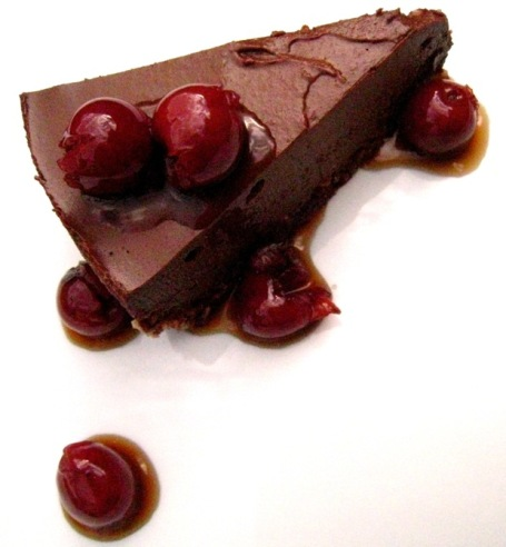 more raw choc cheesecake
