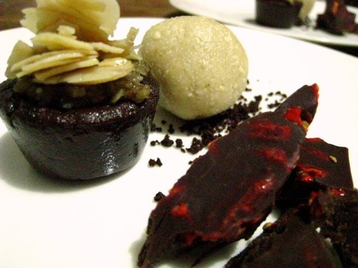les petit desserts