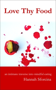 Love Thy Food - the cover to my ebook